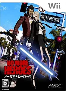 "NO MORE HEROES(ノー・モア・ヒーローズ) 特典 メタル""ビーム・カタナ""アクセサリー付き"