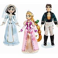 Disney(ディズニー) Tangled: The Series Mini Doll Set - 5'' ラプンツェル ミニドールセット 12.7cm [並行輸入品]