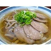 馬居製麺 無添加無着色国産100% 鴨南蛮蕎麦  5食出汁付き