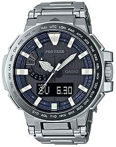 [カシオ] 腕時計 プロトレック MANASLU 電波ソーラー PRX-8000GT-7JF メンズ シルバー