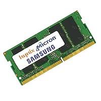 Laptop Memory Upgrade for Dell Inspiron 15 5000 5576 Gaming Series DDR4 2400Mhz PC4-19200 SODIMM 1Rx8 CL17 1.2v RAM DRAM Adamanta Hynix Original 8GB 1x8GB