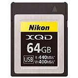 Nikon XQDメモリーカード 64GB MC-XQ64G
