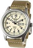 [セイコー]SEIKO 腕時計 5 MILITARY AUTOMATIC ミリタリー オートマチック SNZG07K1 メンズ [逆輸入]