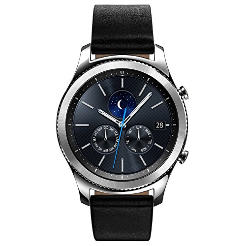 Galaxy Gear S3 Classic iOS/Android対応 Samsung スマートウォッチ SM-R770NZSAXJP_A 【Galaxy純正 国内正規品】