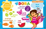 Neat Solutions 50-Ct Dora The Explorer Table Topper Disposable Stick-On Placemats With Reusable Pop-