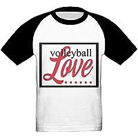 バレーボール ハット かっこいい ベビー フロントプリント半袖 Tシャツ快適 子供 夏 トップ おもしろい 上着