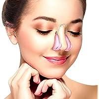 ノーズクリップ 鼻筋セレブ 鼻高く 美鼻 鼻筋矯正 鼻栓 鼻痩せ 鼻小さく 大人気の美鼻矯正器具 団子鼻、豚鼻、低い鼻…