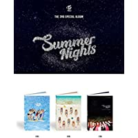 【早期購入特典あり】 TWICE Summer Nights 2nd スペシャルアルバム ランダムver ( 韓国盤 )(初回限定特典7点)(韓メディアSHOP限定)