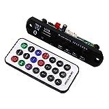OmkuwlQ ワイヤレス Bluetooth 12V MP3 カードリーダー デコードボード...