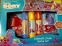Disney Finding Dory Sidewalk Chalk Game Set [並行輸入品]