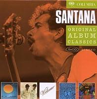 Santana: Caravanserai / Love Devotion Surrender / Welcome / Borboletta / Amigos by SANTANA (2008-09-26)