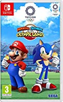 Mario and Sonic at the Olympic Games Tokyo 2020 (Nintendo Switch) (輸入版)