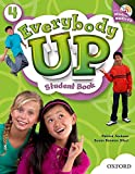 Everybody Up 4 Student Book with CD