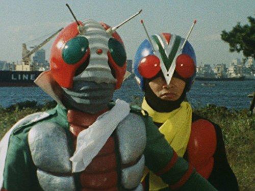 第44話「V3対ライダーマン」