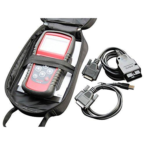 液晶OBD2スキャナ/リーダー Autel MaxiScan...