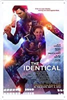 映画の金属看板 ティンサイン ポスター / Tin Sign Metal Poster of Movie The Identical #2
