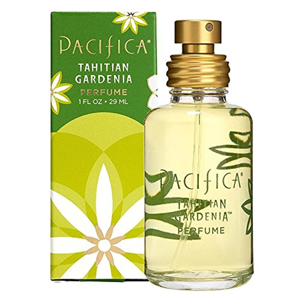 帳面取り出すビジュアル海外直送品 Pacifica Perfume Tahitian Gardenia - 1 fl oz パシフィカパフュームタヒチアンガーディニア (29ml)