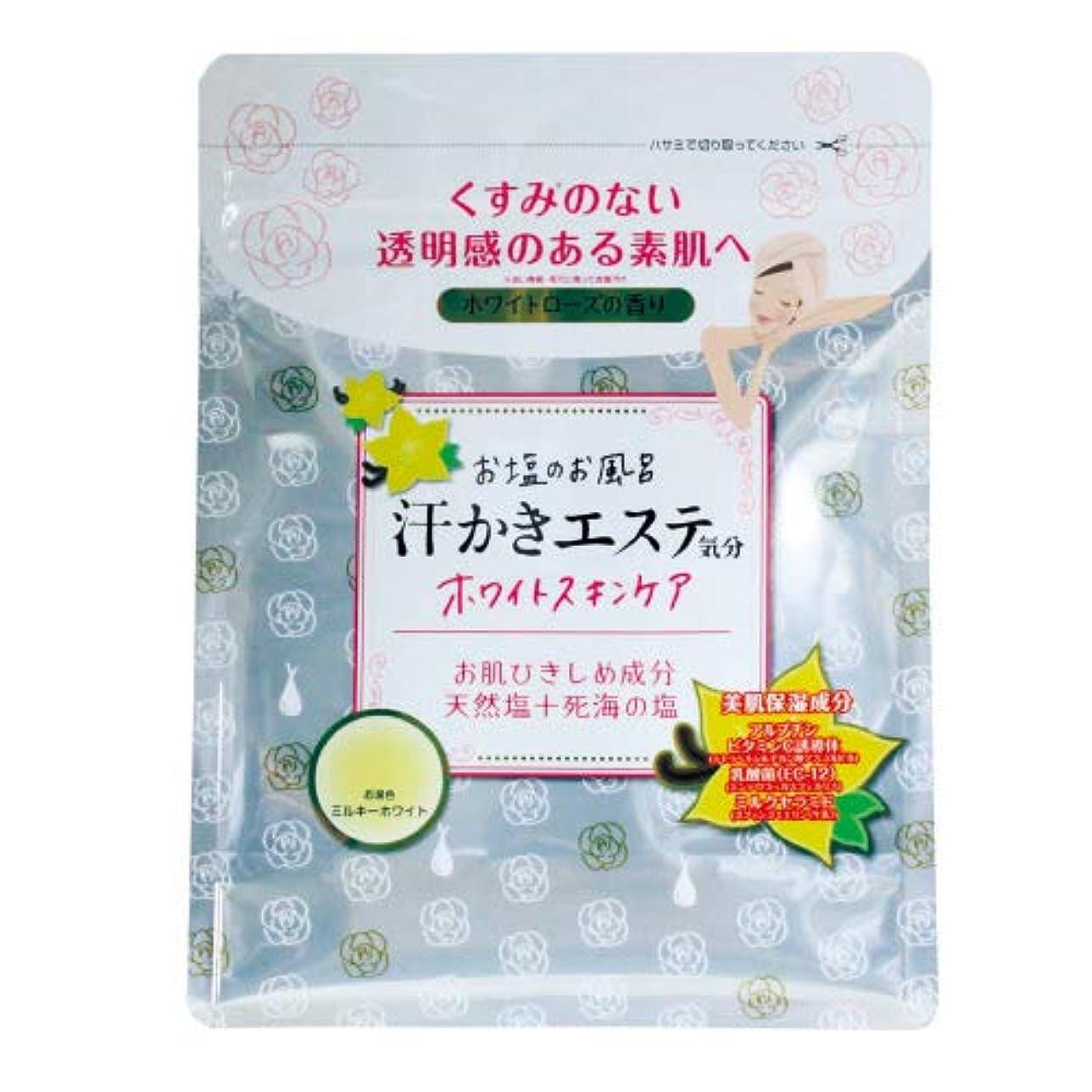 評価犯罪肥料マックス 汗かきエステ気分 ホワイトスキンケア ホワイトローズの香り 500g×3個