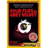 Four Flies on Grey Velvet