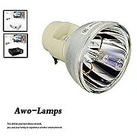 AWOプレミアム品質プロジェクターランプ電球5811118715-svv未定フィットfor VIVITEK d912hd
