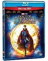 DOCTOR STRANGE: Hechicero Supremo - Blu-ray 3D (Audio and Subtitles: English & Spanish)
