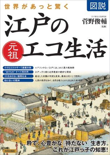 図説 世界があっと驚く 江戸の元祖エコ生活の詳細を見る
