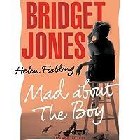 Bridget Jones: Mad About the Boy by Samantha Bond (read by) Helen Fielding(2013-10-15)