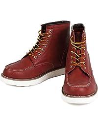 9cmアップ シークレットシューズ シークレットブーツ メンズ 履くだけで背が高くなる靴 メンズブーツ ワークブーツ メンズシューズ