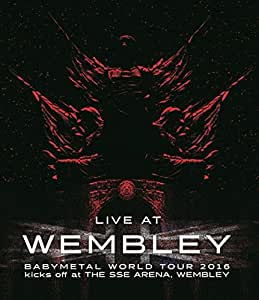 LIVE Blu-ray 「LIVE AT WEMBLEY」 BABYMETAL WORLD TOUR 2016 kicks off at THE SSE ARENA, WEMBLEY