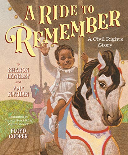 A Ride to Remember: A Civil Rights Story (English Edition)