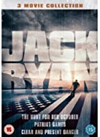 Jack Ryan Collection [DVD] [Import]