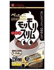ハーブ健康本舗 黒モリモリスリム(プーアル茶風味) (30包)