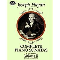 Complete Piano Sonatas, Volume II (Dover Music for Piano Book 2) (English Edition)