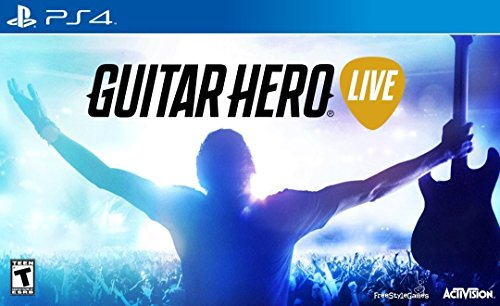 Guitar Hero Live - PlayStation 4 [並行輸入...