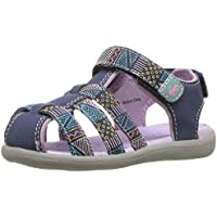 See Kai Run Girls' Paley Webbing Sport Sandal