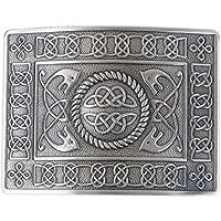 Highland Serpent Antiqued High-Quality Kilt Belt Buckle