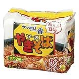 サッポロ一番 ソースやきそば 5食×6個(30食)