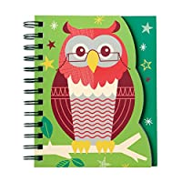 [Mudpuppy]Mudpuppy School Days Owl Layered Journal 9780735342194 [並行輸入品]
