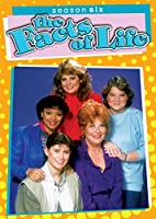 Facts of Life: Season Six [DVD] [Import]