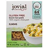 Jovial, オーガニック玄米パスタ、エルボウズ、グルテンフリー、12 オンス(340 g)