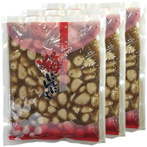 梅にんにく 紀州 梅ニンニク 250g×3袋セット