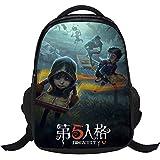第五人格 鞄 大容量 コスプレ バックパック グッズ リュックサック 大人 学生 コスプレ 通勤 通学 子供 誕生日
