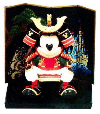 【東京ディズニーリゾート限定】 ミッキーの五月人形 (小)...