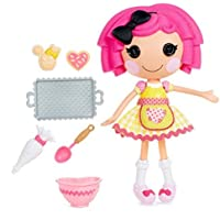 輸入ララループシー人形ドール Lalaloopsy Large Doll with Accessories- Crumbs Sugar Cookie [並行輸入品]