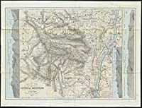 Historicマップ| 1879のCatskillの山のマップ|アンティークヴィンテージReproduction 55in x 44in 5132557_5544