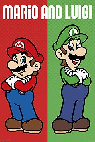 Super Mario Poster Mario & Lui...
