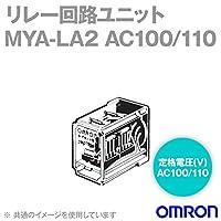 オムロン(OMRON) MYA-LA2 AC100/110 (有接点アナンシェータ) NN