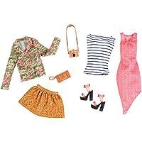 [バービー]Barbie Fashion Complete Look 2Pack, Sightseeing Set CFY11 [並行輸入品]