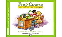 Alfred 00-3126 Basic Piano Prep Course- Activity & Ear Training Book C - Music Book