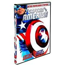 Captain America & Captain America II: Death Too [DVD] [Import]